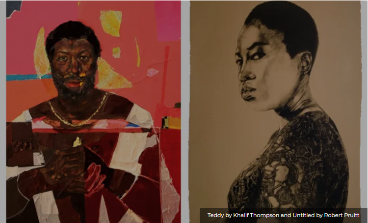 Black Art in America Gifts 15 Works of Art to the Columbus Museum