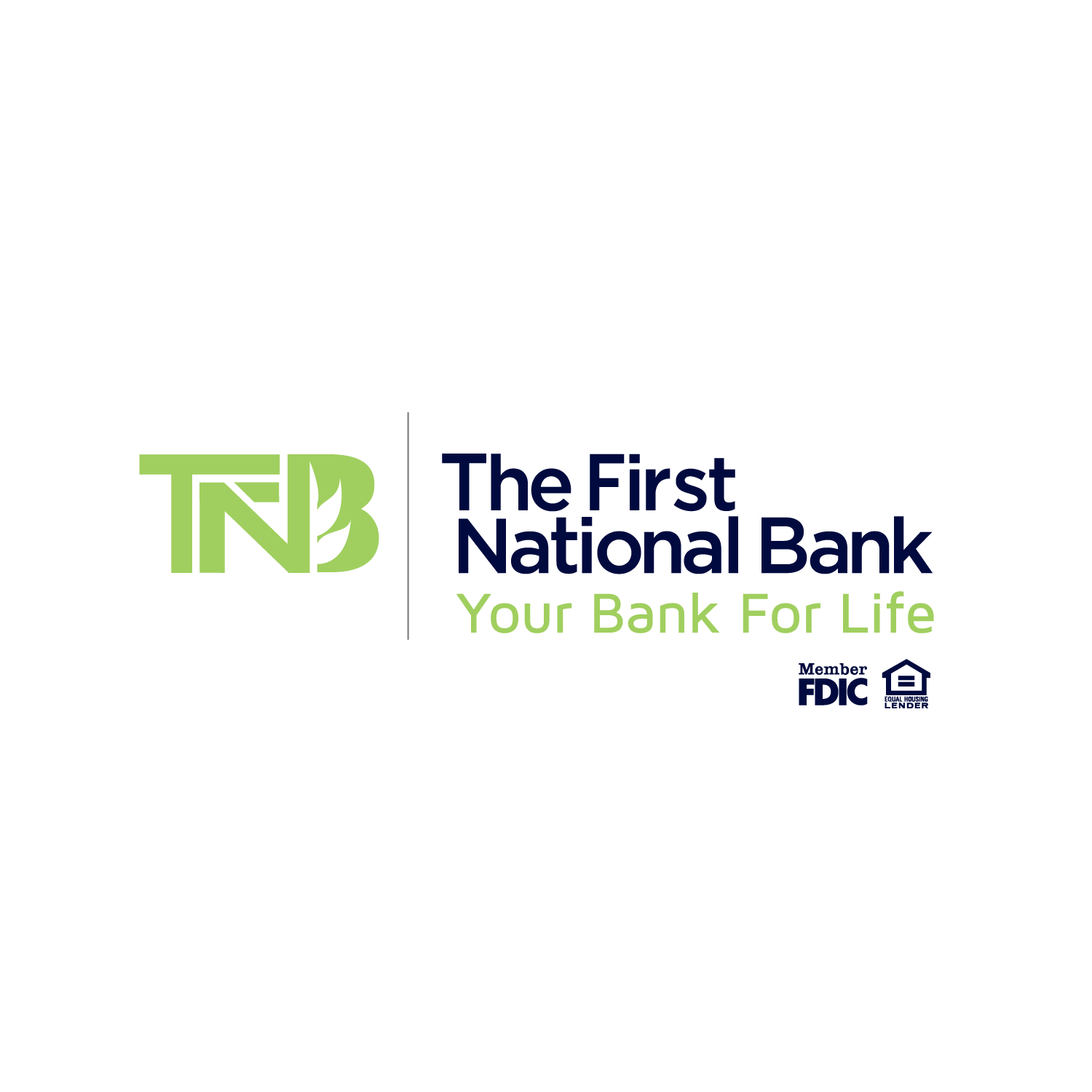 The First National Bank - Your Bank for Life