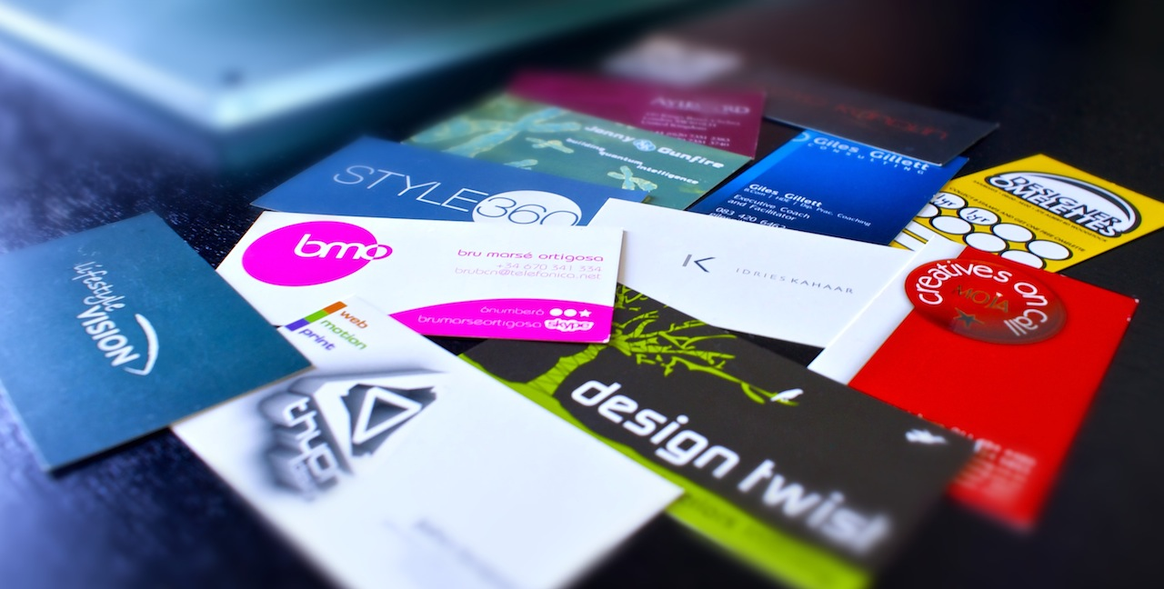 Business Card Printing & Design | Print Shop Denver | C & D Printing