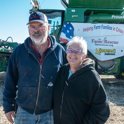 Neil & Debbie Schott