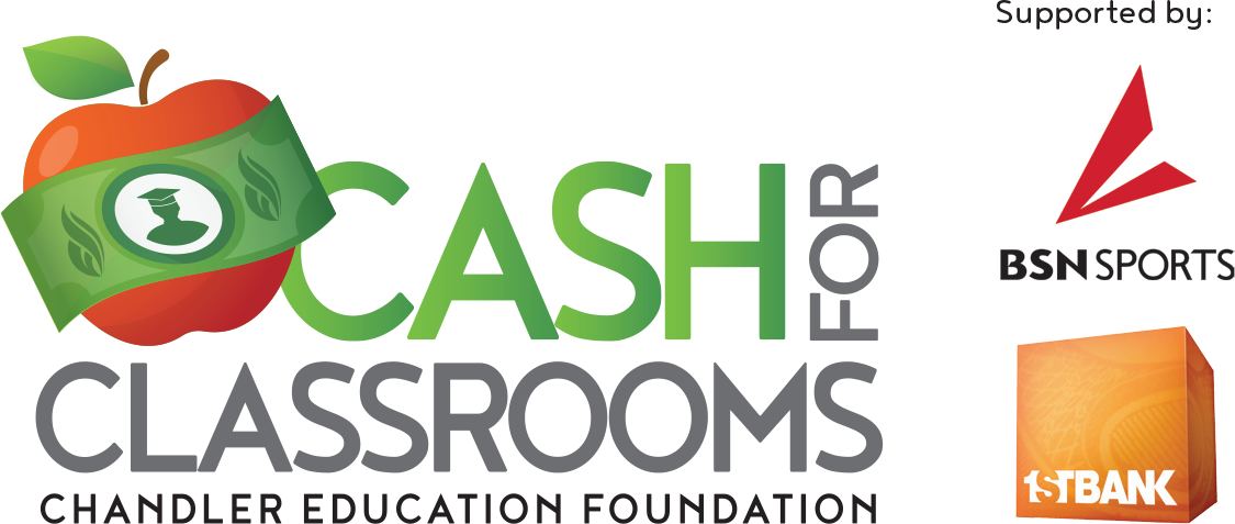 #CashForClassrooms Header
