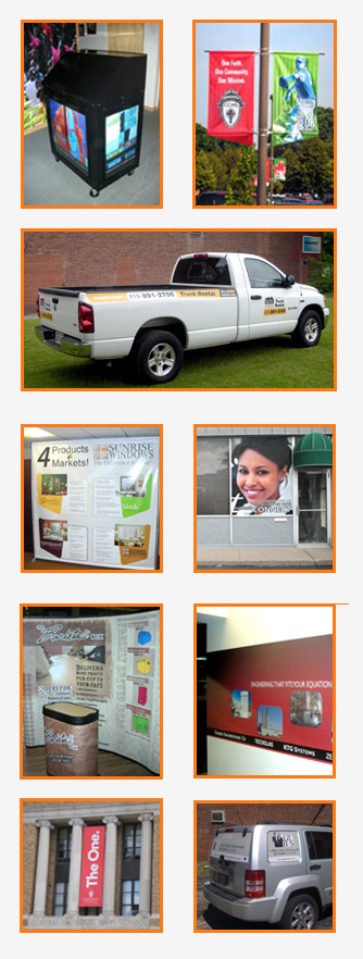 Printing|Large|Banners|Displays|Graphics|Toledo|Business Cards|Brochures|Poster|Laminate
