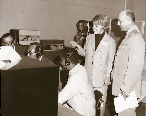 1965: National Cryptologic School Approved