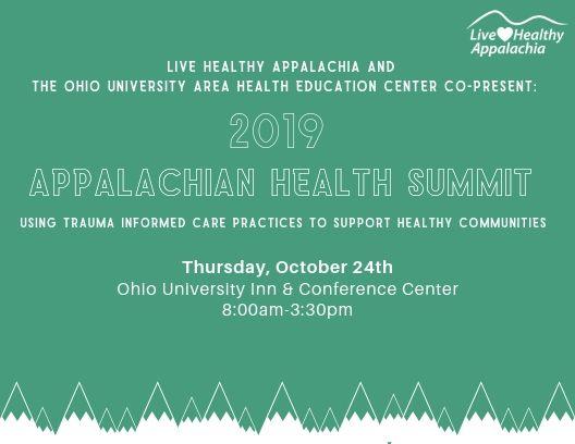 Appalachian Health Summit
