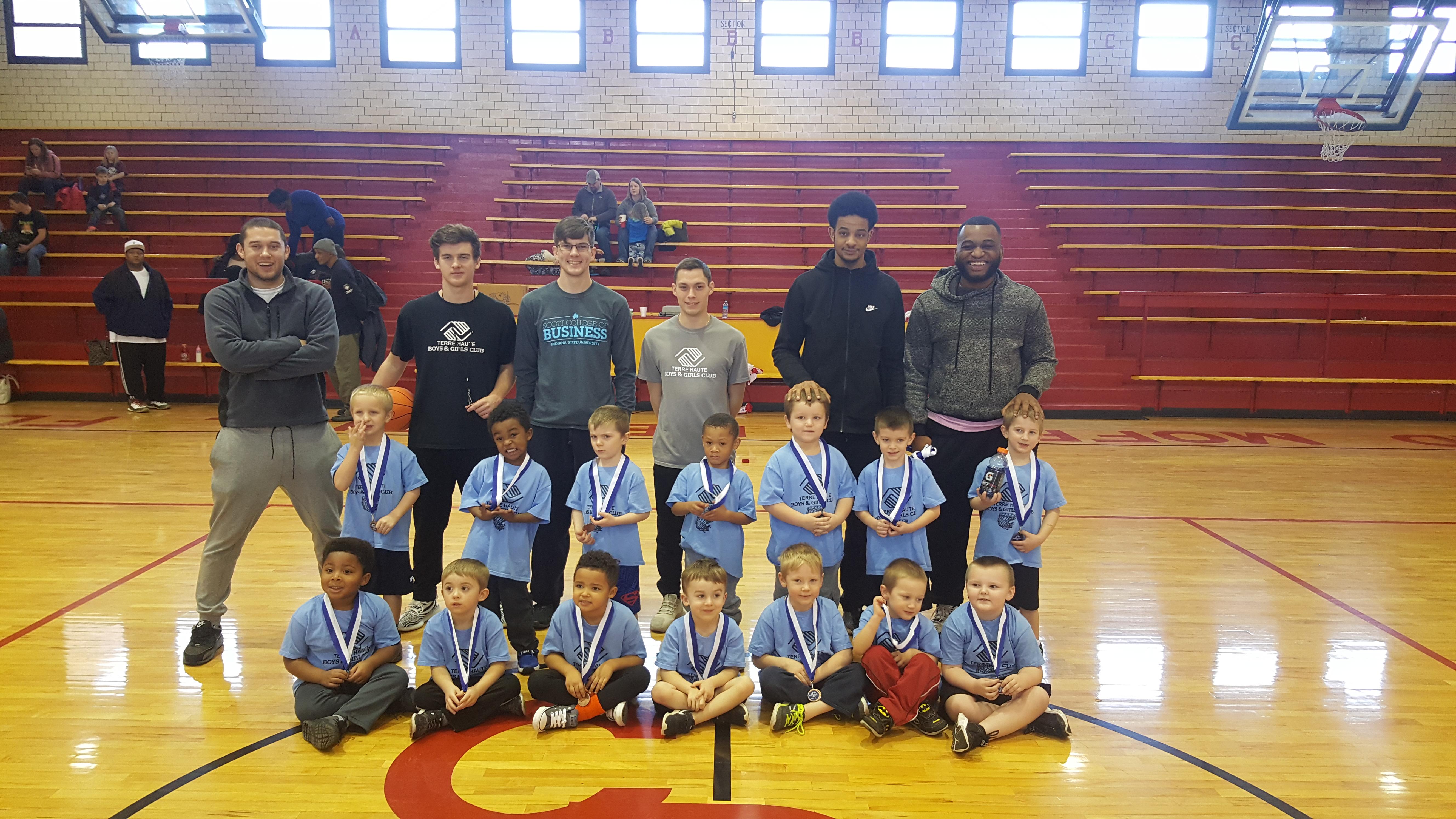 Terre Haute Boys Girls Club Sports Our Sports Pre School