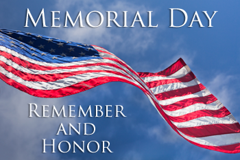 Memorial Day - JFS Closed