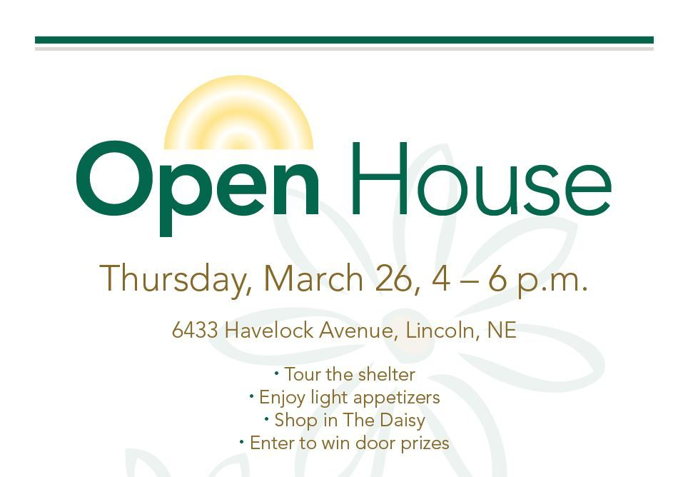 2020 Spring Open House