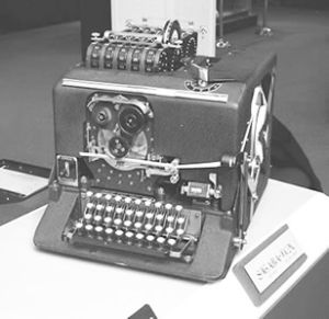 SIGABA/ECM at the National Cryptologic Museum