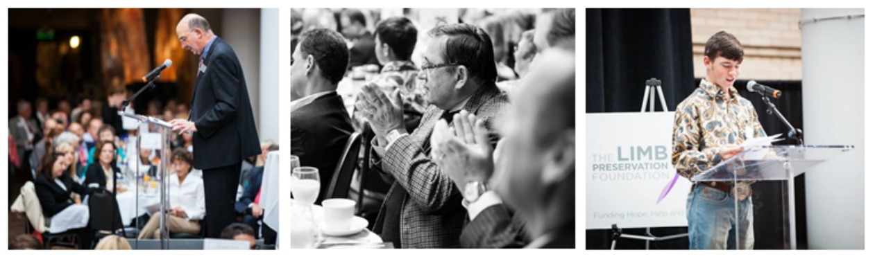 Saving Limbs and Laughs Annual Breakfast