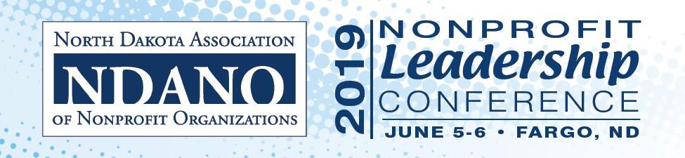 NDANO Nonprofit Leadership Conference 2019