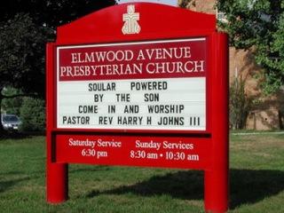 School and Church Signs Gilbert Chandler Tempe AZ