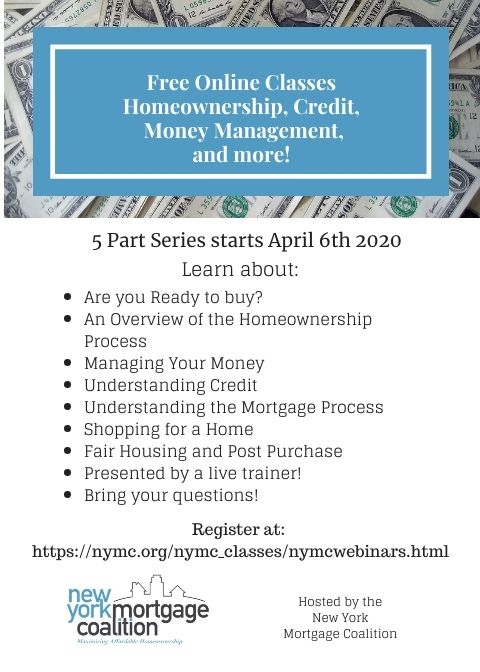 Part 5 of 5 - Webinar Series - Getting a Mortgage Loan