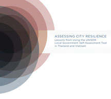 Assessing City Resilience: Lessons From Using the UNISDR Local Government Self-Assessment Tool in Thailand and Vietnam