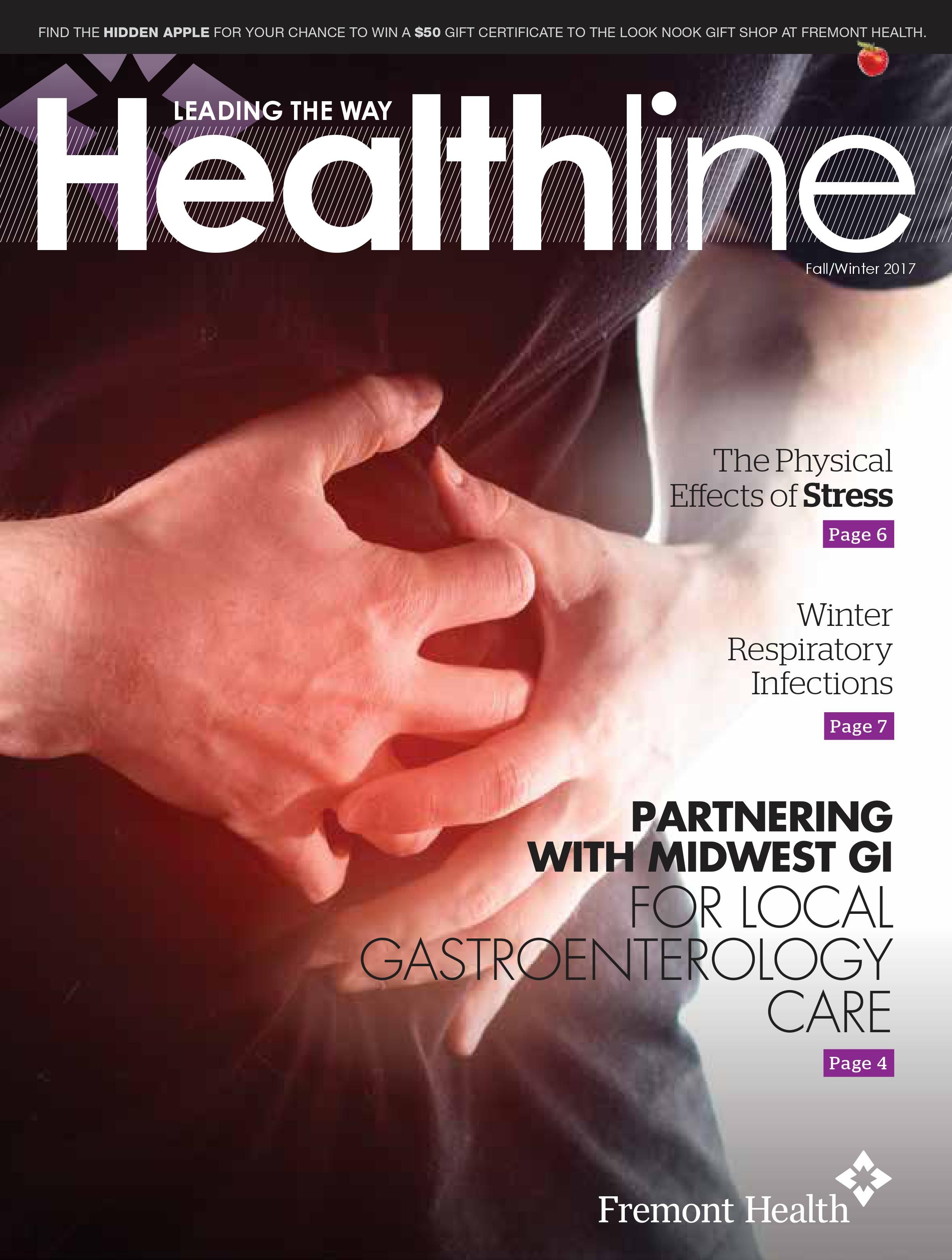Healthline Fall/Winter 2017