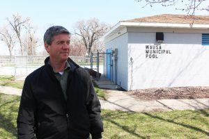 Wausa looking at options for its aging pool