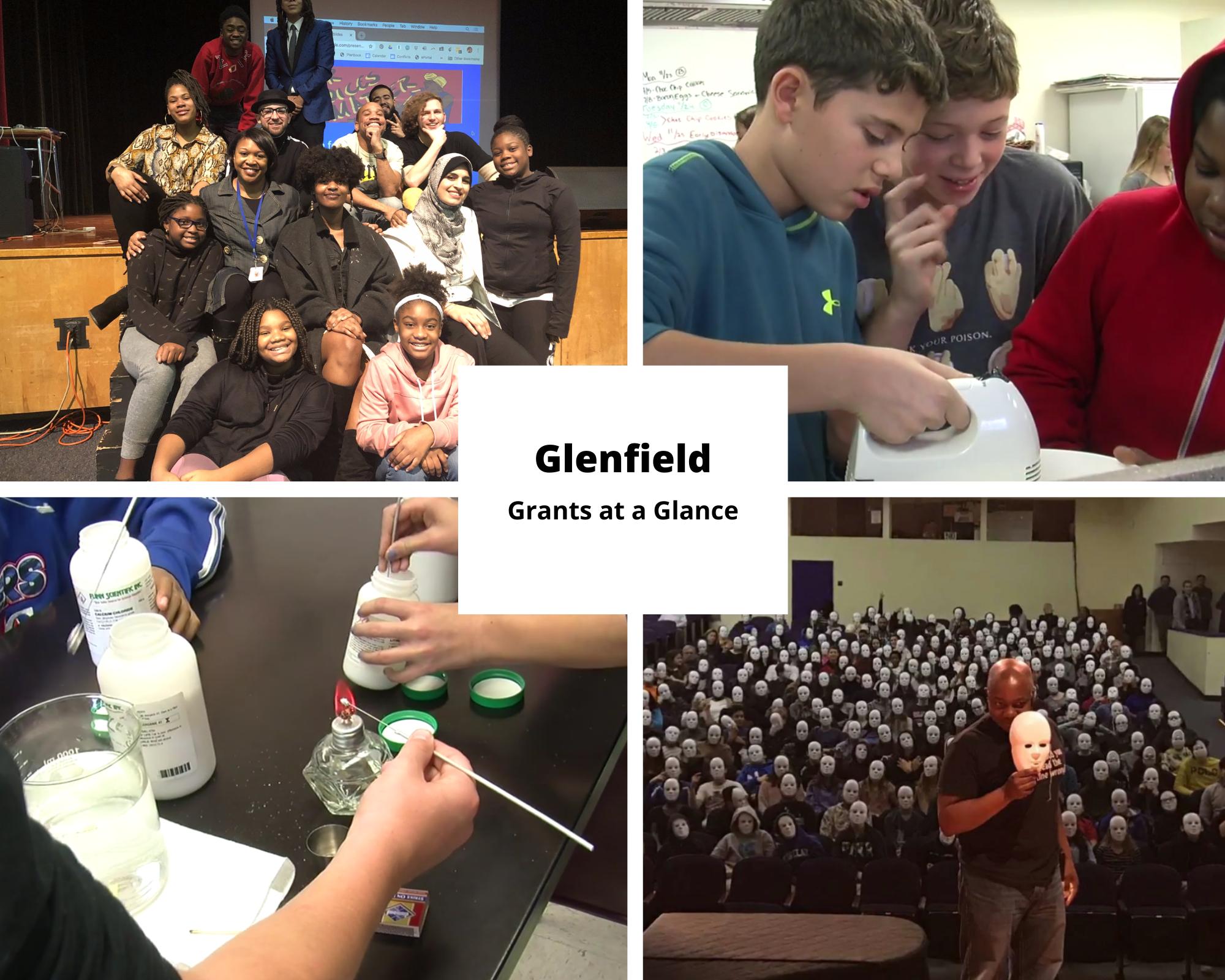 Glenfield Middle School