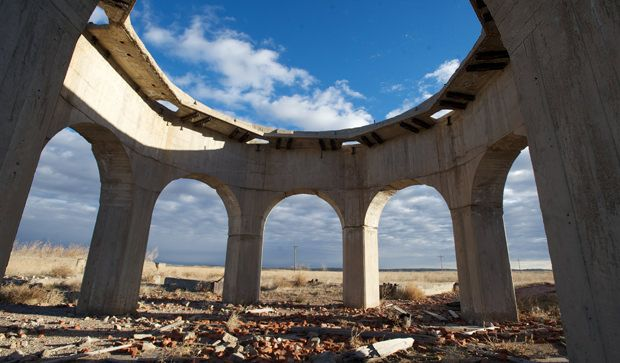 Roadside Ruins