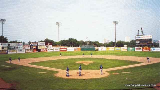 Angels in the Outfield - Cedar Rapids
