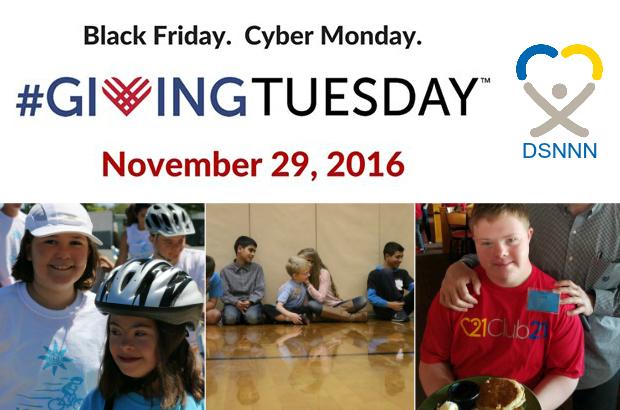 #GivingTuesday, November 29th
