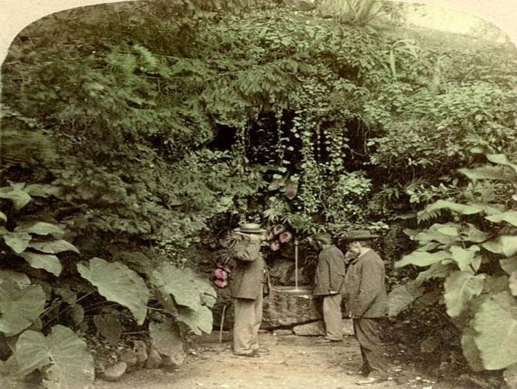 The Pioneers of the Soldiers Home Grotto and Garden is now available under the Grotto Resources page
