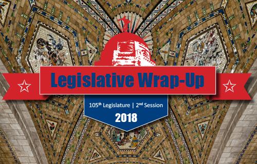 2018 Legislative Wrap-Up