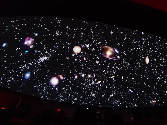 Planetarium Family Hour and Stargazing