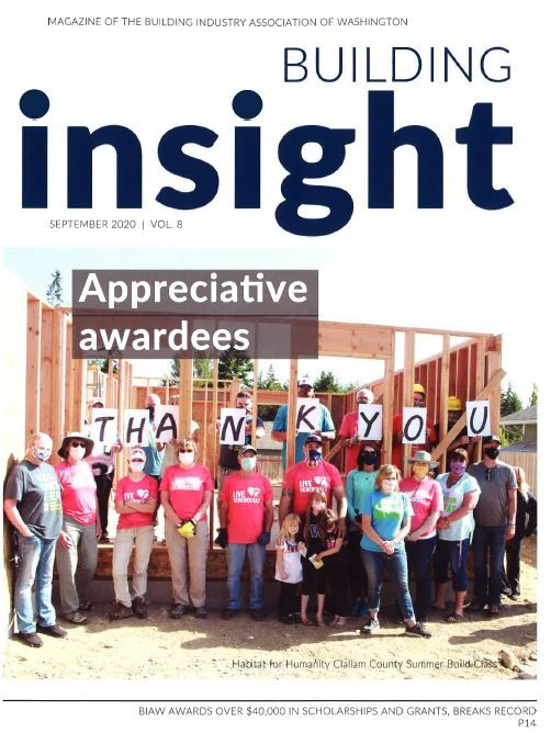 BIAW Building Insight Magazine, September 2020