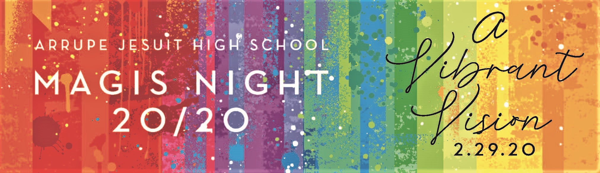 Arrupe Jesuit High School : GET INVOLVED : Events : Magis Night