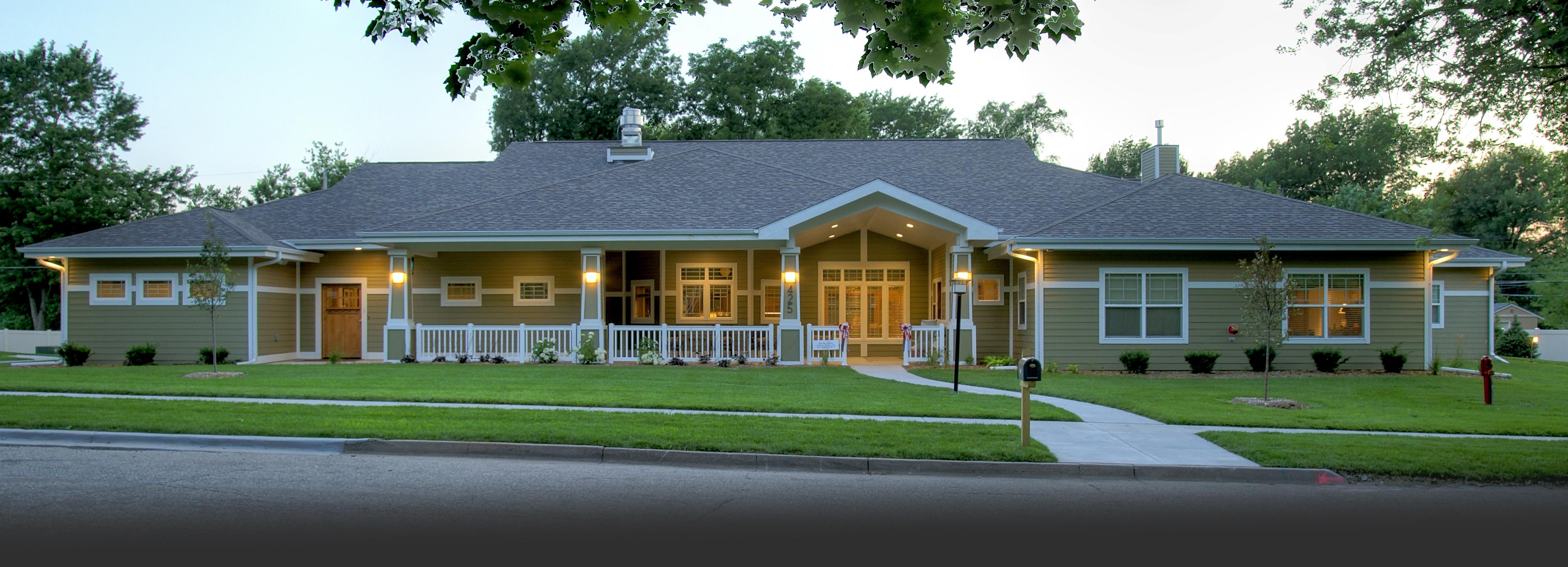 Tabitha Green House