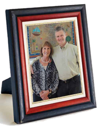 Gerry & Ester Levandoski, Donors