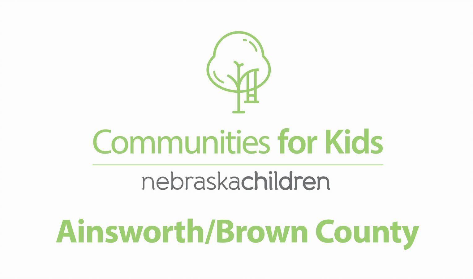 Ainsworth/Brown County C4K Community Workplan