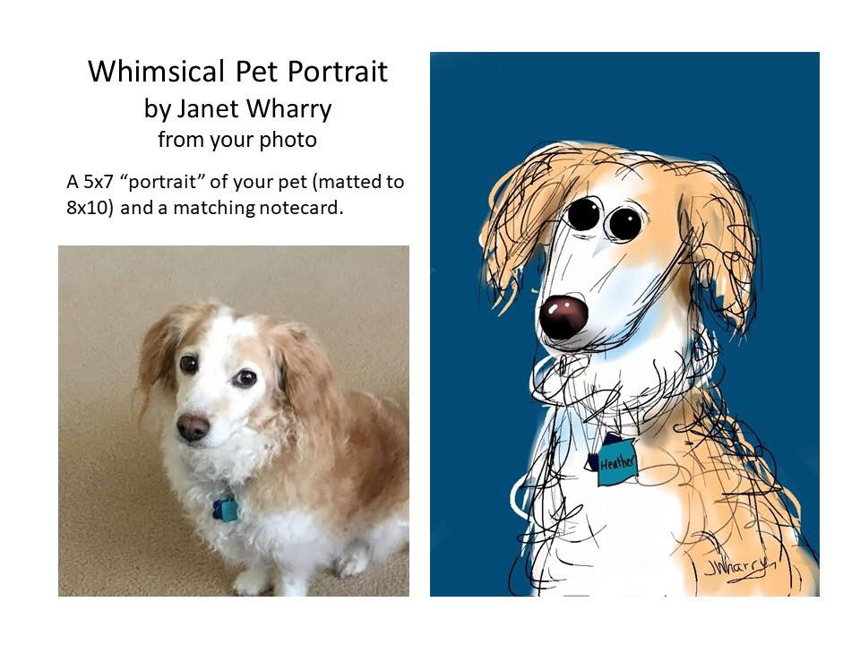Janet Wharry Artist