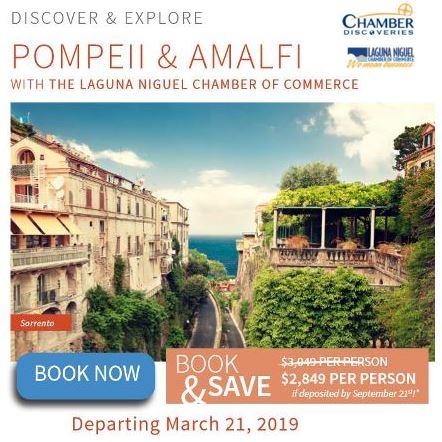 Pompeii & Amalfi - Departing March 21, 2019