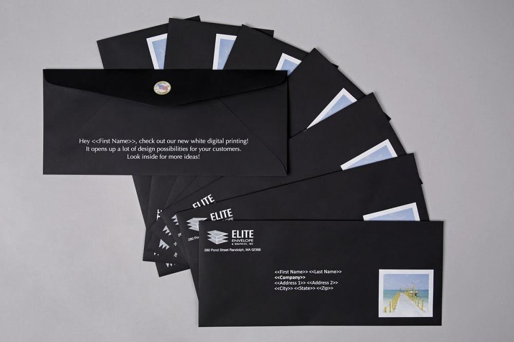 Digital Envelope Printing