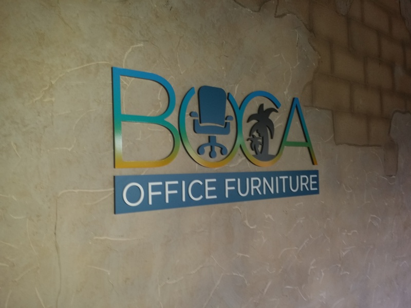 Lobby & Office Signs 001