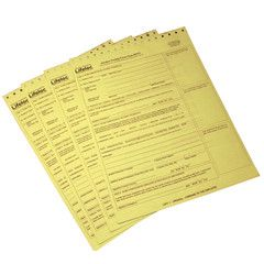 Breath Alcohol Testing Forms