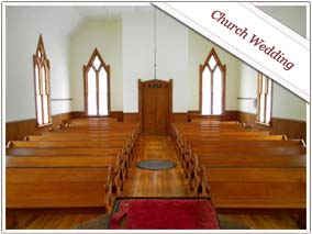 Facilities - Church Wedding