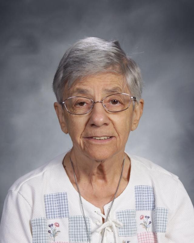 Sr. Lucille Beaulieu