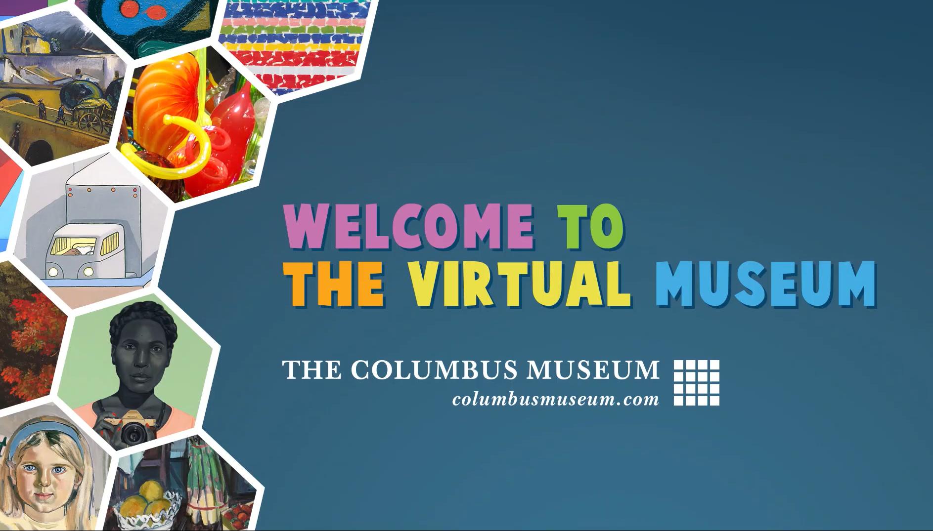 Virtual Experiences in Georgia ft. The Columbus Museum