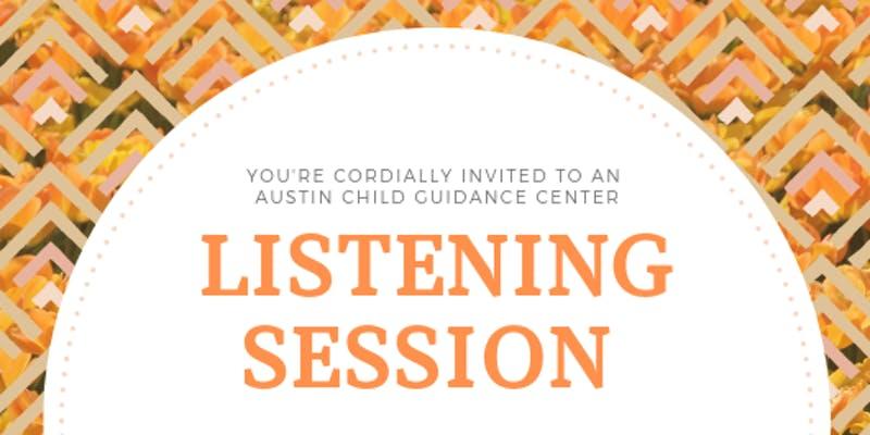 Listening Session Retreat
