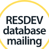 Database/Mailing List Request Form