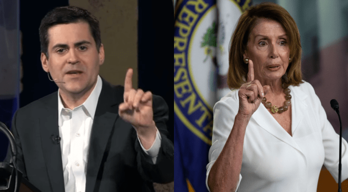 Southern Baptists Join With Nancy Pelosi to Defund the Wall