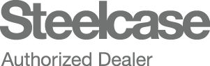 Steelcase Authorized Dealer logo
