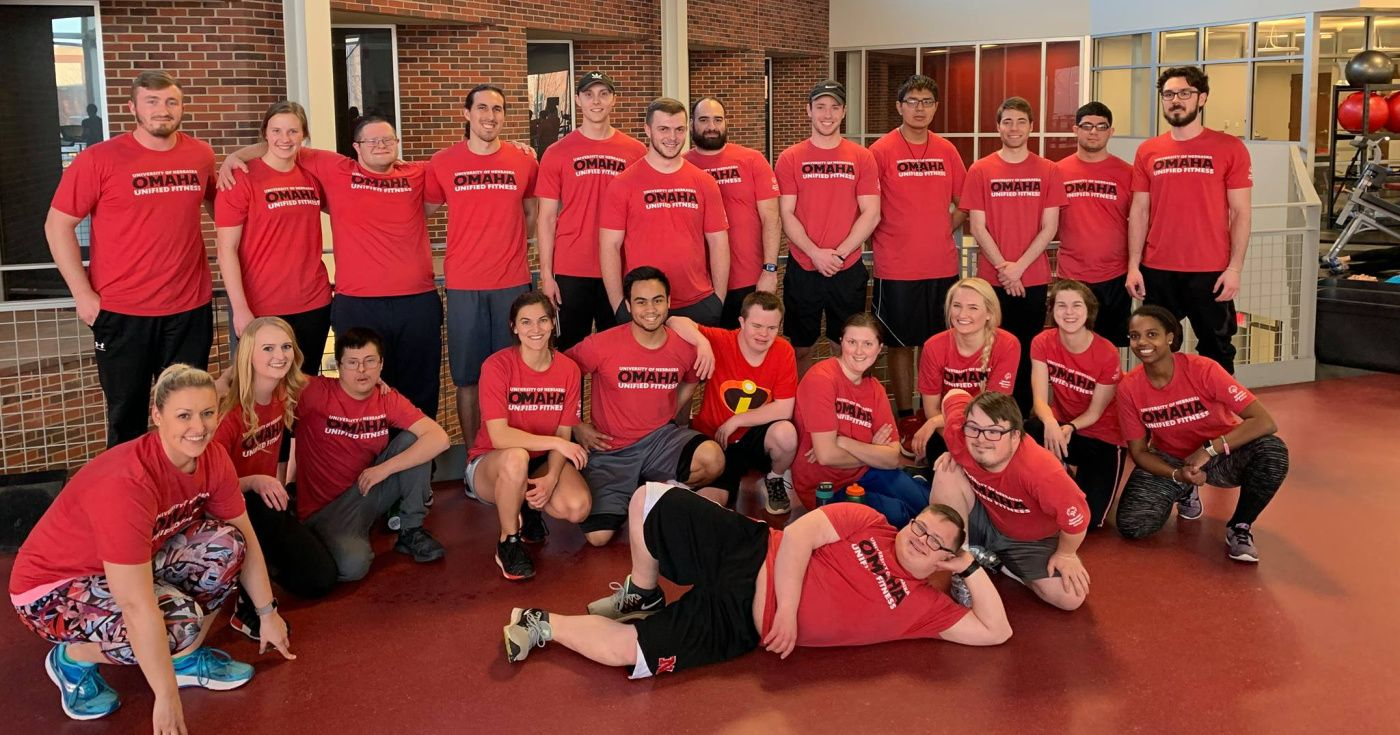 UNO Unified Fitness Class
