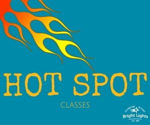 Hot Spots Available!