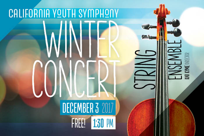 CYS - spotlight - 2017 Strings winter concert