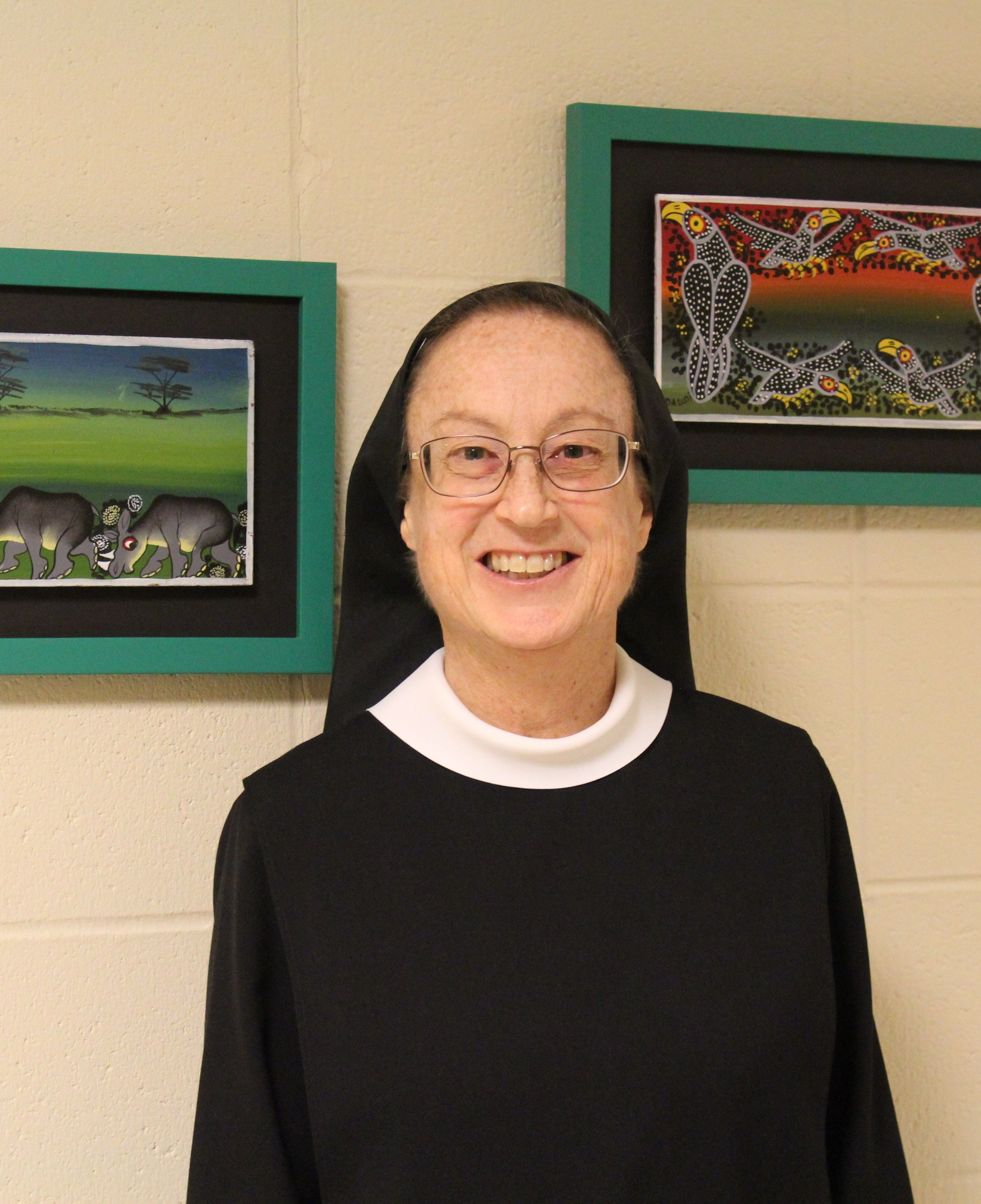 Sr. Jania Maria Keogh