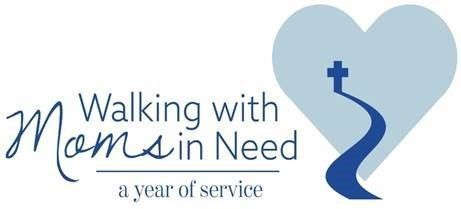 Walking with Moms in Need: a year of service