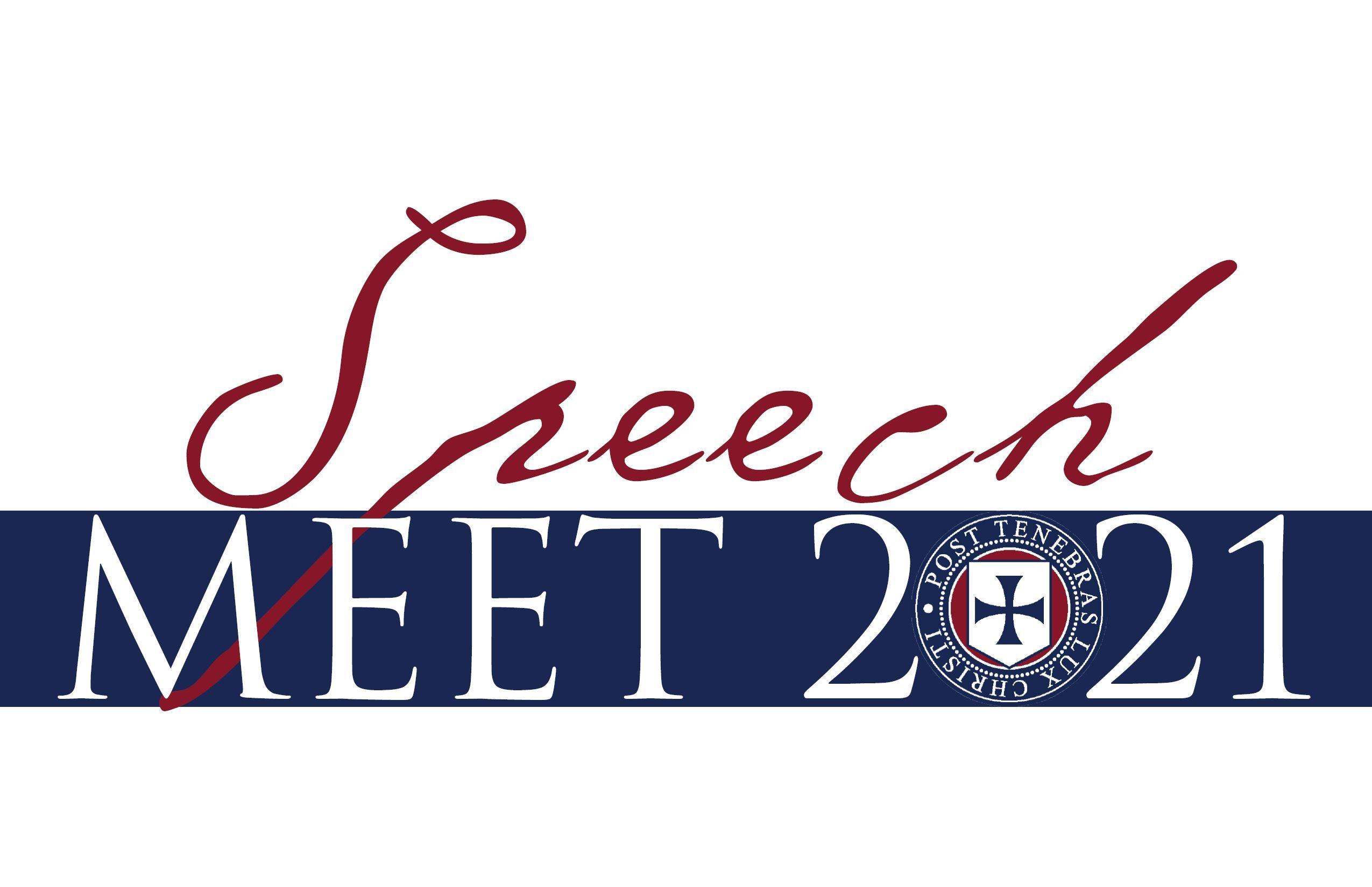 2021 Speech Meet