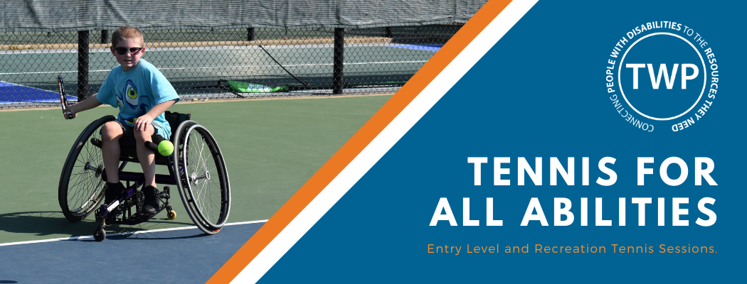 Spot 1 Tennis for all abilities